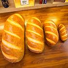 创意仿真面包抱枕 个性沙发靠垫 四种规格任选