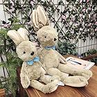 绅士兔安抚大兔子抱枕公仔毛绒玩具玩偶礼品 45/65/85等3种尺寸