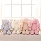邦德咪咪兔公仔玩偶毛绒玩具 灰色/米色/浅棕色/粉色4色任选 4种尺寸