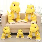 小恐龙阿贡公仔抱枕毛绒玩具玩偶 30/40/50/60/70等5种尺寸
