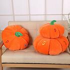南瓜毛绒玩具抱枕靠垫万圣节礼物  三种尺寸任选