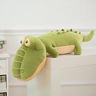 鳄鱼公仔毛绒玩具 鳄鱼抱枕公仔 四种规格任选