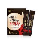 韩国进口酷魔秀身普洱茶 1g X 21包/盒