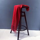 澳大利亞IZR UGG 圍巾 1號酒紅色 尺寸200*70cm 25%羊絨