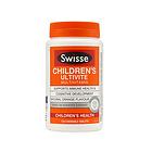 澳洲swisse兒童復合維生素礦物質咀嚼片 120片
