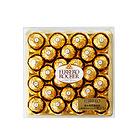 费列罗(FERRERO) 金莎巧克力 (T24粒钻石礼盒)