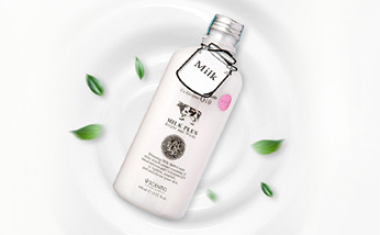 泰国Beauty Buffet牛奶沐浴露牛奶Q10美白沐浴乳450ML 清洁保湿 滋养嫩滑
