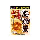 【直邮】日本山本汉方 脂流茶 清肠去油腻10g*24包