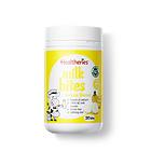 贺寿利 Healtheries 天然牛奶咬咬片 营养高钙 香蕉味 50粒 190g