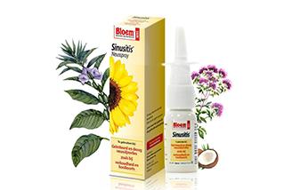 荷兰布荷姆Bloem鼻子鼻腔护理喷雾成人儿童雾霾清洁鼻腔舒缓喷剂15ml