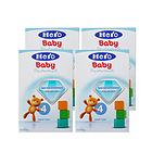 4盒装 荷兰美素Friso/Herobaby婴儿奶粉4段  1-2周岁