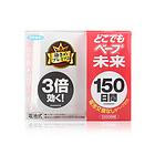 日本VAPE未来电子驱蚊器防蚊用品3倍150日正装 宝宝孕妇可用