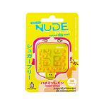 泰国JINTAN NUDE爆珠无糖薄荷口香糖清新口气糖果零食 黄色蜂蜜柠檬 30粒/盒