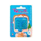 泰国JINTAN NUDE爆珠无糖薄荷口香糖清新口气糖果零食 蓝色原味薄荷 30粒/盒