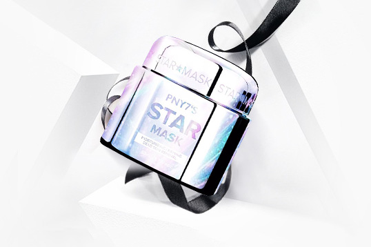 韩国PNY7'S星空撕拉面膜 白皙补水 星空保湿面膜 50ml/瓶
