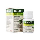 澳洲Nu-lax乐康膏片通便润肠排毒养颜减肥瘦身 40片/瓶