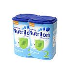 荷兰原装进口Nutrilon牛栏婴儿奶粉2段 850g/罐 2罐装 保质期至19年2月