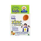 澳大利亚 All Natural Kids 儿童锌+VC 棒棒糖 12支(热带水果味)