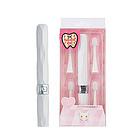 日本猫咪Acs电动牙刷 儿童成人款自动牙刷 粉色白色随机发货