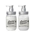 【向往的生活同款】Amino mason 升級氨基酸頭皮護理滋養洗發水 450毫升+護發素 450毫升
