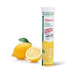 德国Altapharma维他命C泡腾片 20片/瓶 柠檬味