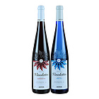 西班牙维诺莱特干红葡萄酒+干白葡萄酒  750ml/瓶*2