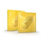 韩国TWOTSP香蕉蜂蜜保湿补水面膜(S常规)35ml*5片/盒