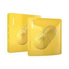 韩国TWOTSP香蕉蜂蜜保湿补水面膜(XS脸小专用)30ml