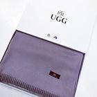 澳大利亞IZR UGG 圍巾 12號香芋紫 尺寸200*70cm 25%羊絨