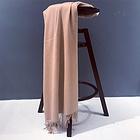 澳大利亞IZR UGG 圍巾 15號駝色 尺寸200*70cm 25%羊絨