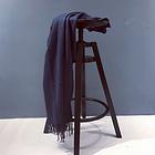 澳大利亞IZR UGG 圍巾 4號藏青色 尺寸200*70cm 25%羊絨
