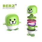 【一般贸易中文标】英国贝氏BERZ研麿器套装 BZ-8661G绿色