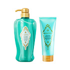 Esprincess/魔法香氣 無硅洗護套裝 洗發水600ML+發膜200G組合裝 修護發質深層清潔