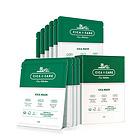 韩国VT/范特 老虎贴抗痘面膜 CICA温和控油淡化痘印 10片/盒