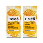 买一组送一组 2组装 芭乐雅Balea牛奶蜂蜜面膜新生美白面膜 锁住时间的海洋 2*8ml/包