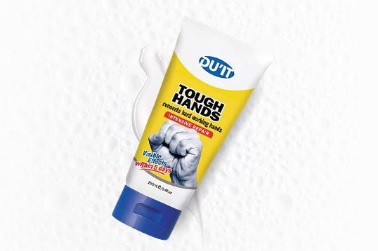澳大利亚DUIT tough hands护手霜 急救修复手膜 清除老茧嫩白肌肤 150ml/支