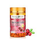 澳洲Healthy Care高浓缩蔓越莓胶囊25000mg 90粒