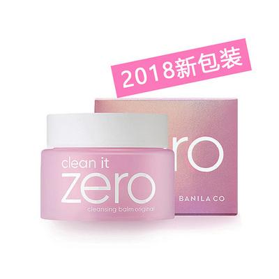 韓國 banilaco芭妮蘭卸妝膏 致柔深層卸妝霜 溫和清潔 敏感肌必備卸妝油 100ml/瓶