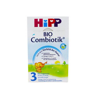 德国原装进口 喜宝HiPP 益生菌Combiotik奶粉 3段(10-12个月)600g/罐