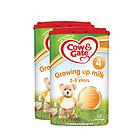 英國牛欄cow&gate 4段嬰幼兒奶粉 2-3歲 800g/罐英牛2罐裝