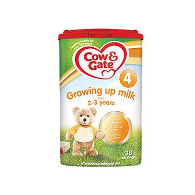 英国原装进口 牛栏 4段婴幼儿奶粉 2-3岁 800g/罐