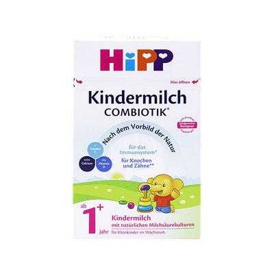 德国原装进口喜宝HiPP奶粉益生菌幼儿奶粉4段1+ 600g