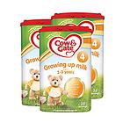 英國牛欄cow&gate 4段嬰幼兒奶粉 2-3歲 800g/罐 英牛3罐裝