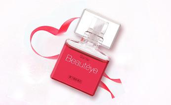 日本SANTEN-FX参天Beautyéye玫瑰亮泽眼药水滴眼液去红血丝缓解眼睛疲劳干涩 12ml/瓶