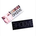 【精品推荐】【香港直邮】泰国 MISTINE  Groove12色大地裸妆眼影盘