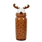 Duvall杜瓦尔 时尚鹿角杯保温杯咖啡鹿450ml