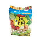 馬來西亞厚毅七種野菜味脆棒餅棒棒餅192g