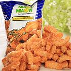 马来西亚进口 妙妙(MIAW MIAW)鱿鱼味卷(膨化食品) 60g 休闲零食 小吃