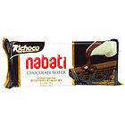 印尼进口休闲零食 丽芝士纳宝帝巧克力味威化饼干145克