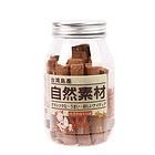 台湾自然素材特浓黑糖牛奶棒饼干180g